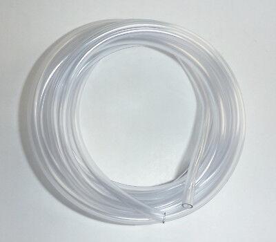 18 Id X 316 Od Clear Vinyl Pvc Tubing 10 Feet Water Air Hose Food Safe