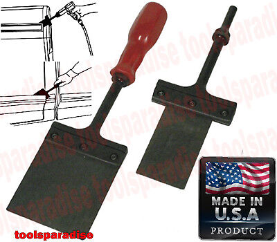 PRO AUTO Body Molding Remover Tool MOULDING Trim Air Hammer Removal covid 19 (Lisle Auto Body coronavirus)