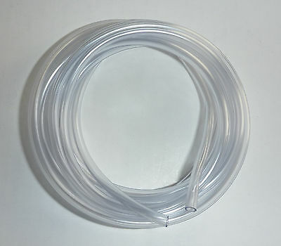 18 Id X 316 Od Clear Vinyl Pvc Tubing 5 Feet Water Air Hose Food Safe