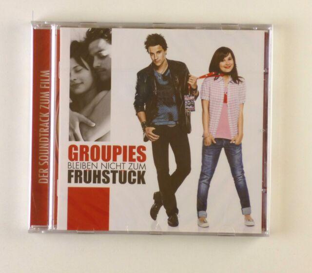 CD - Various - Groupies bleibewn nicht zum Frühstück - #A1768