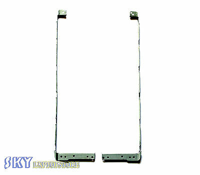 Genuine New Hp G70 Compaq Cq70 17  Lcd  Hinges  Support Bracket Left   Right
