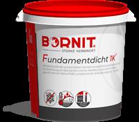 BORNIT Fundamentdicht 1K - Bitumen-Dickbeschichtung 12 o 32 Liter Sachsen - Nünchritz Vorschau