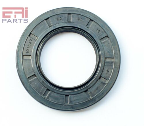 EAI Metric Oil Shaft Seal 50X90X10mm Dust Grease Seal TC Double Lip w/ Spring
