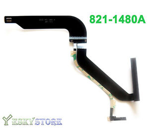 NEW-MacBook-Pro-Unibody-13-A1278-2012-md101-102-HDD-Hard-Drive-Cable-821-1480-A