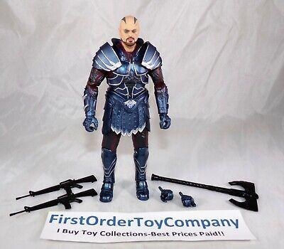 Marvel Legends Studios Thor Ragnarok Skurge Loose Figure COMPLETE Hela 2 Pack