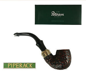 Brand New Peterson Pipe Standard System Rustic 317 P Lip