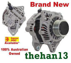 Alternator for Nissan Navara D40 YD25DDTi 2.5L Turbo DIESEL ALTERNATOR  05-14