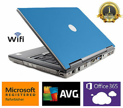 Fast Dell Latitude Laptop Intel 2.00 4GB RAM Nvidia Graphics Bluetooth WiFi Win7