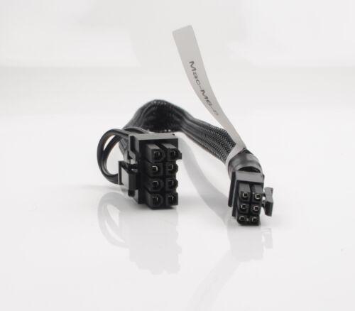Mini 6pin zu 8pin PCIe Grafikkarte Stromkabel für Mac Pro / Mac G5