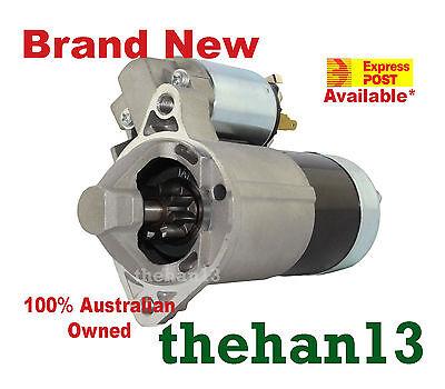 Starter Motor for Hyundai Trajet G81 V6 engine G6BAX 2.7L Auto Petrol 00-04