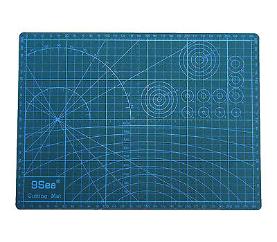 Plancha de Corte para cortar con Cutter Manualidades papel cuero 300x200 4355A4