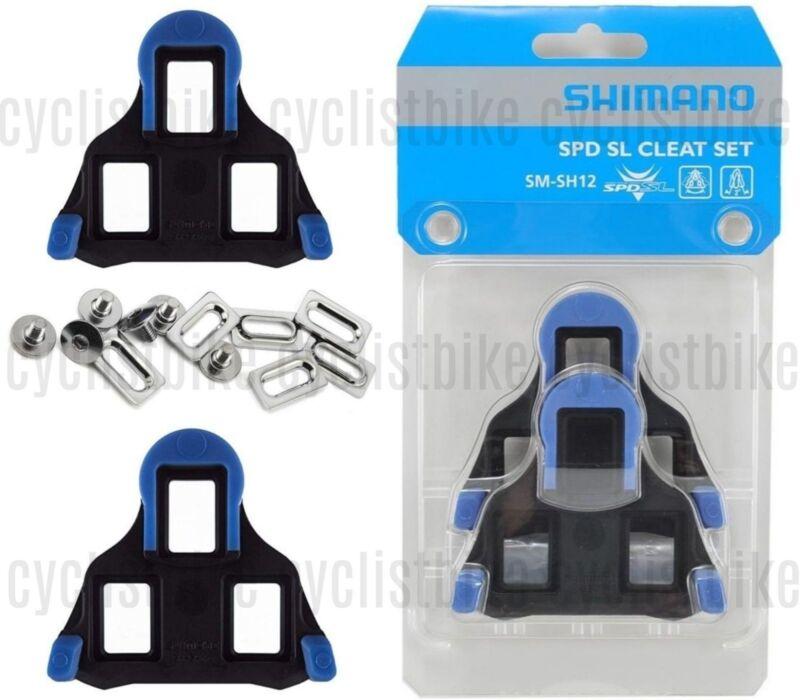 SHIMANO SM-SH12 SPD-SL Cleats