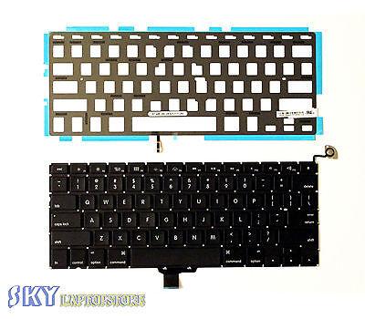 """100% New Apple Macbook Pro 13"""" OEM A1278 Keyboard BackLight 2009 2010 2011 2012"""