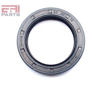 Eai Metric Oil Shaft Seal 60x85x12mm Dust Grease Seal Tc Double Lip W Spring