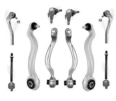 Suspension Arm Ball Joint Tie Rod End Set Front Mercedes CLS C218 W218 X218