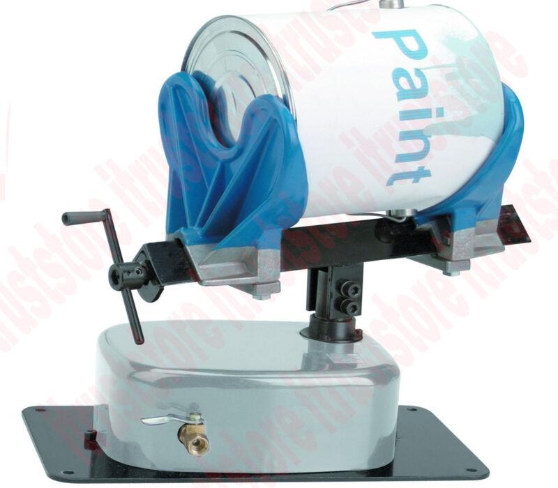 Compressor Powered Pneumatic Air Paint Mixer Shaker Mixing Machine