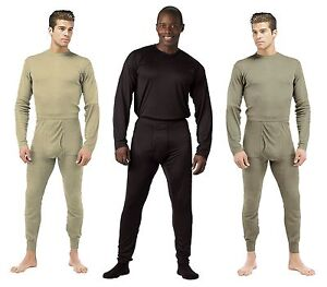 Military-ECWCS-Gen-III-Silkweight-Long-Underwear-Long-John-Base-Layer-S-3XL