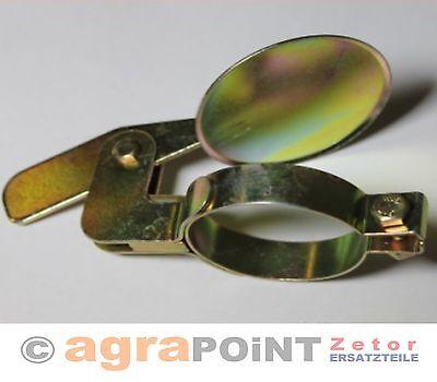 NEU - Zetor - Auspuffklappe 50mm - 959068 - by agrapoint.de