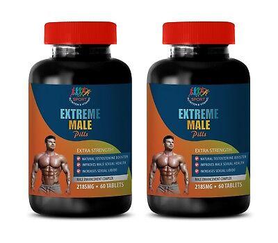 (muira puama powder - Extreme Male Pills 2185mg 2B - eleuthero root powder)