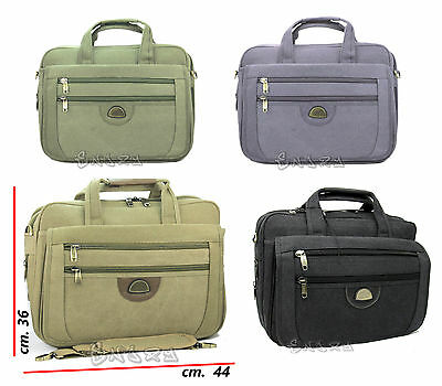 borsa portadocumenti estensibile cartella portacomputer notebook ufficio tracoll