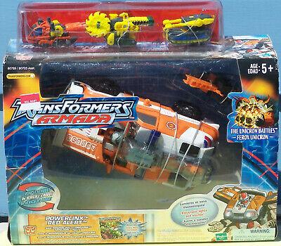 Transformers Armada Powerlinx Red Alert  Hasbro 2003.  (unopened).