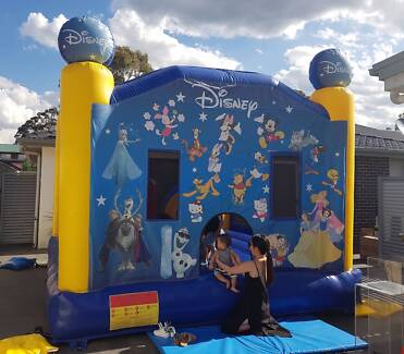 *jumping castle hire $140 FULL day hire*