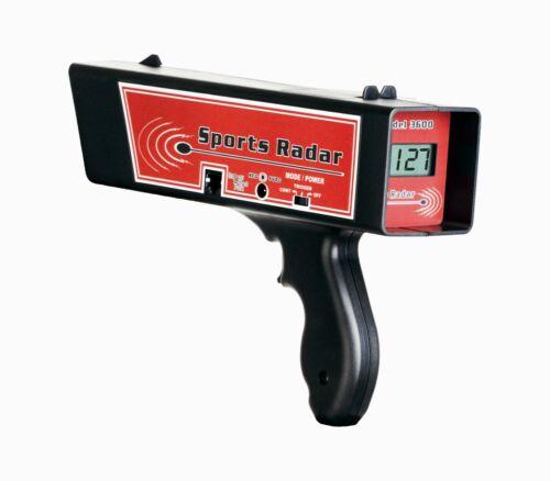 Sports Radar SR3600 Speed Gun