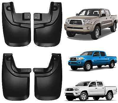 Husky Liners Custom Fit Mud Flaps Splash Guards For 2005-2014 Toyota Tacoma New