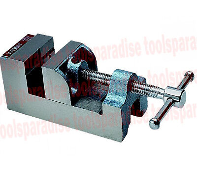Wilton Small 2-12 Drill Press Vise 90 Degrees V-groove Stationary Jaw Vice