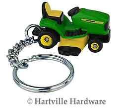 Ertl 45321 John Deere Lawn Mower Key Chain