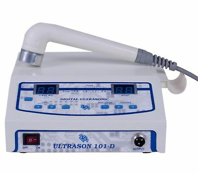 Ultrasound Therapeutic Physical Therapy Machine 1mhz For Pain Relief N2 U101-d