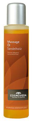 Cosmoveda Massageöl Sandelholz, 100 Ml NEU & OVP