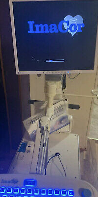 Imacor Hemodynamic Ultrasound Machine Zura-1000 System