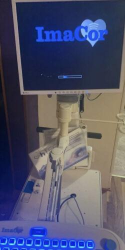 Best USED IMACOR HEMODYNAMIC ULTRASOUND MACHINE ZURA-1000 SYSTEM