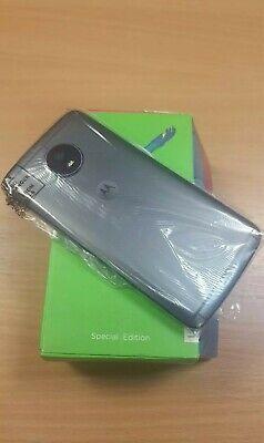 Motorola Moto G5S - 32GB - Lunar Grey - (Unlocked) - Smartphone open Never Used.