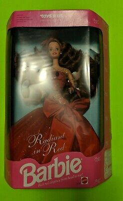 Radiant in Red Barbie Toys R Us Special Edition 1992 Mattel
