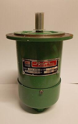 Ador Powertron Dgt 4000 Tacho Generator Motor 70 Ma 200 V 4000 Rpm