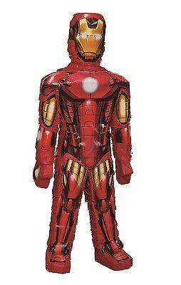 Iron Man Dekorationen (Marvel Avengers Iron Man Party Pinata Spiel Dekoration)
