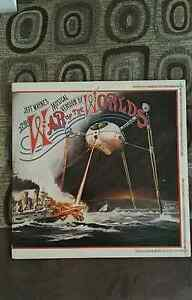 War Of The World's Double Vinyl Record Album LP Woodvale Joondalup Area Preview