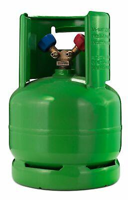 Mastercool Inc. 61010-eugrn 6l Refrigerant Recovery Reclaim Cylinder