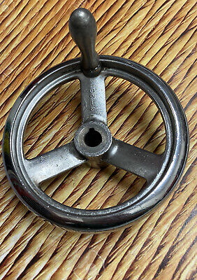 Atlas Craftsman Lathe 10 12 9-23 Hand Wheel For Tail Stock And Carriage