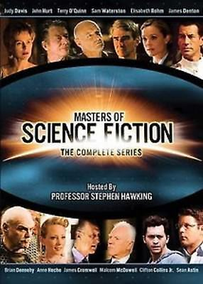 MASTERS OF SCIENCE FICTION The Complete Series (2 DVD SET) Sci Fi BRAND NEW