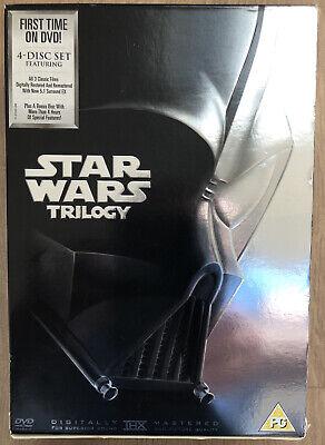 Stars Wars Trilogy DVD Boxset