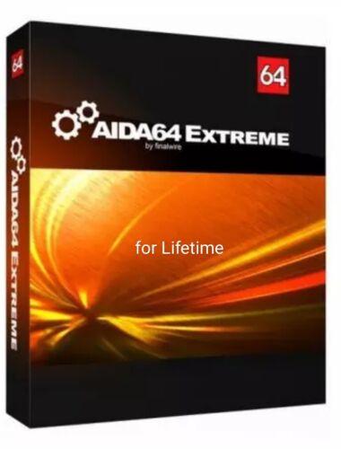 Aida64 Extreme V6✔️Licence key ✔️100%Genuine ✔️Instant delivery