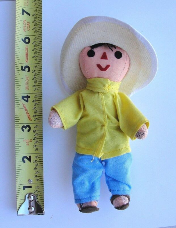 LOT OF  5 **  HAND MADE  **   COWBOY DOLLS !!    SO COOL!