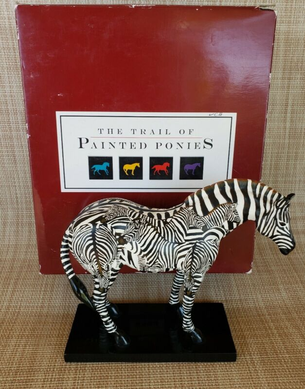 """THE TRAIL OF PAINTED PONIES 2005 Item No 1524 """"INCOGNITO"""" 2E/5,975"""