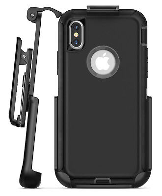 Belt Clip Holster for Otterbox Defender Case - iPhone X (case not included)