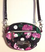 Purple Betsey Johnson Handbag