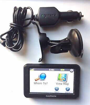 Garmin nuvi 40LM 4.3-inch Portable GPS Navigator with Lifetime Maps