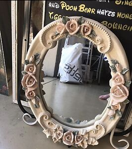Mirror - used once as a bridal mirror Thornton Maitland Area Preview